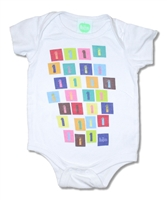 The Beatles #1 One Piece Infant Crawler