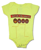 The Beatles Yellow Submarine One-Piece Infant Crawler