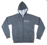 The Beatles Girl's Zip Up Hooded Fleece