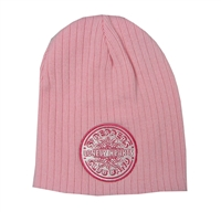 The Beatles Sgt. Pepper's Pink Beanie
