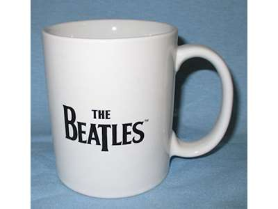 The Beatles White Album Coffee Mug