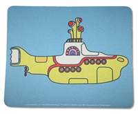 The Beatles Yellow Submarine Mouse Pad