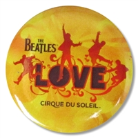 The Beatles Cirque Du Soleil Yellow Button