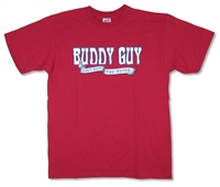 Buddy Guy Can't Quit 08 Tour Tee