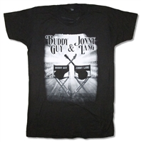 Buddy Guy & Jonny Lang Chairs 2013 Tour Tee