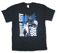 Buddy Guy Blues Is Alive 2018 Tee (HB - P)