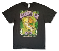 High Times Cannabis Cup Bear Purple Logo Tee