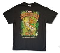 High Times Cannabis Cup Bear Orange Logo Tee
