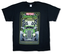 High Times Cannabis Cup Michigan Tee