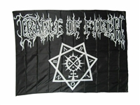 Cradle of Filth Fabric Poster Wall Flag