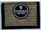 Guinness Pure Genius Hook & Loop Closure Wallet