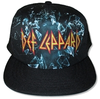 Def Leppard Sublimated Trucker's Cap