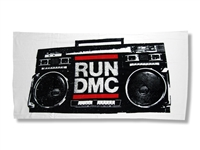 Run DMC Radio Beach Towel