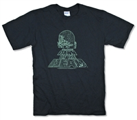 Dawn Of The Dead Green Logo Tee