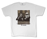 Elton John & Leon Russel The Union Tee (White)