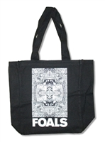 Foals Ornate Tote Bag