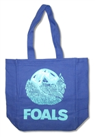 Foals Moon Tote Bag