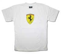 Ferrari Chest Logo Tee