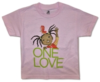 Cedella Marley One Love Girl Youth Tee