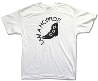 The Horrors I Am A Horror 30/1 Slim Fit Tee