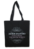 Jackie Evancho Silver Screen Tote Bag