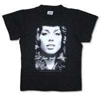 Alicia Keys Looks Good To Me Toddler Tee