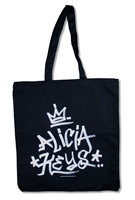 Alicia Keys Crown Tote Bag