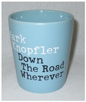 Mark Knopfler Down The Road Coffee Mug