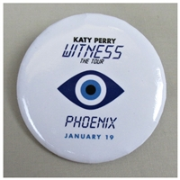 Katy Perry Witness Tour Buttons