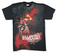 Killswitch Engage Back Stabber All Over Print Tee