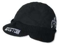Led Zeppelin Quilted Billed Beanie