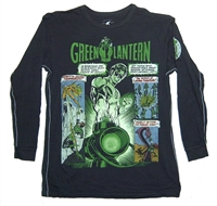 Green Lantern Phantoms Trunk LTD Youth Long Sleeve