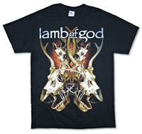 Lamb Of God Tangled Bones Tee