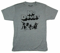 No Doubt Clockwork Live Tee