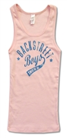 The Backstreet Boys This Is Us Ribbed Junior Tank Top