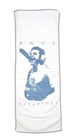 Paul McCartney Studio Sport Towel