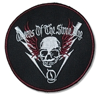 Queens Of The Stone Age Skull Patch