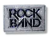Rock Band Metal Belt Buckle