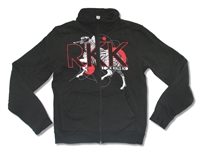 Rock Kills Kid Zebra Track Jacket