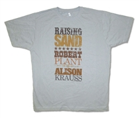 Robert Plant & Alison Krauss Country Style 30/1 Tee