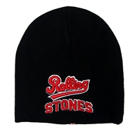 The Rolling Stones Team Logo Beanie