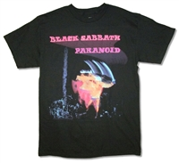 Black Sabbath Paranoid Motion Tee