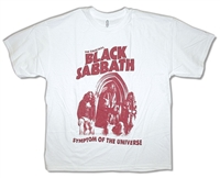 Black Sabbath Symptom of the Universe Tee