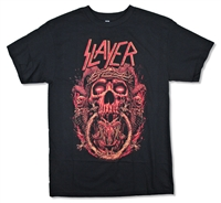 Slayer Crown Of Thorns Tee