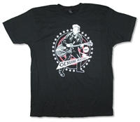 Brian Setzer 100% Genuine Rockabilly Tee