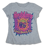 Sublime Pink Logo Youth Baby Doll