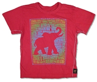 Elephant True Red Youth Tee