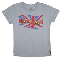 Def Leppard Flag Youth Tee