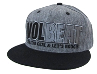 Volbeat Seal The Deal Hat