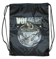 Volbeat Anchor Drawstring Bag